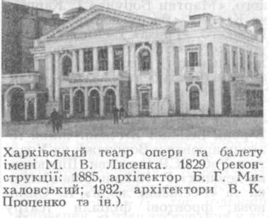 Харківський театр опери та балету